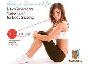 lipotherme laser liposuction mansfield cosmetic surgery center