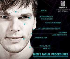 male facial plastic surgery dr michael thornton mansfield cosmetic surgery center