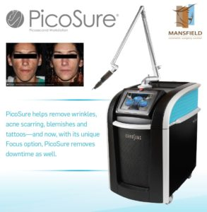 picosure focus skin mansfield arlington fort worth dallas texas
