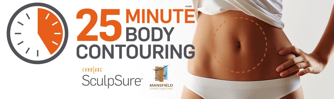 Sculpsure Mansfield Cosmetic Surgery Center