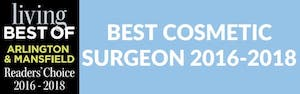 dr thornton best cosmetic surgeon 2016 through 2018 living magazine readers choice