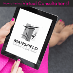 virtual cosmetic surgery consultation banner